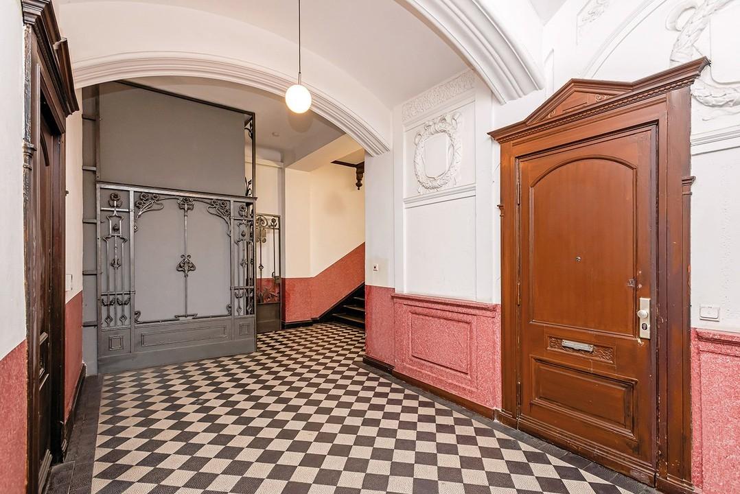 Eingangsbereich Vorderhaus