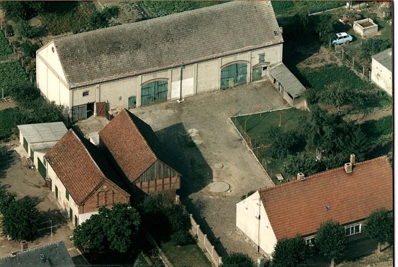 Luftfoto Anfang 90er