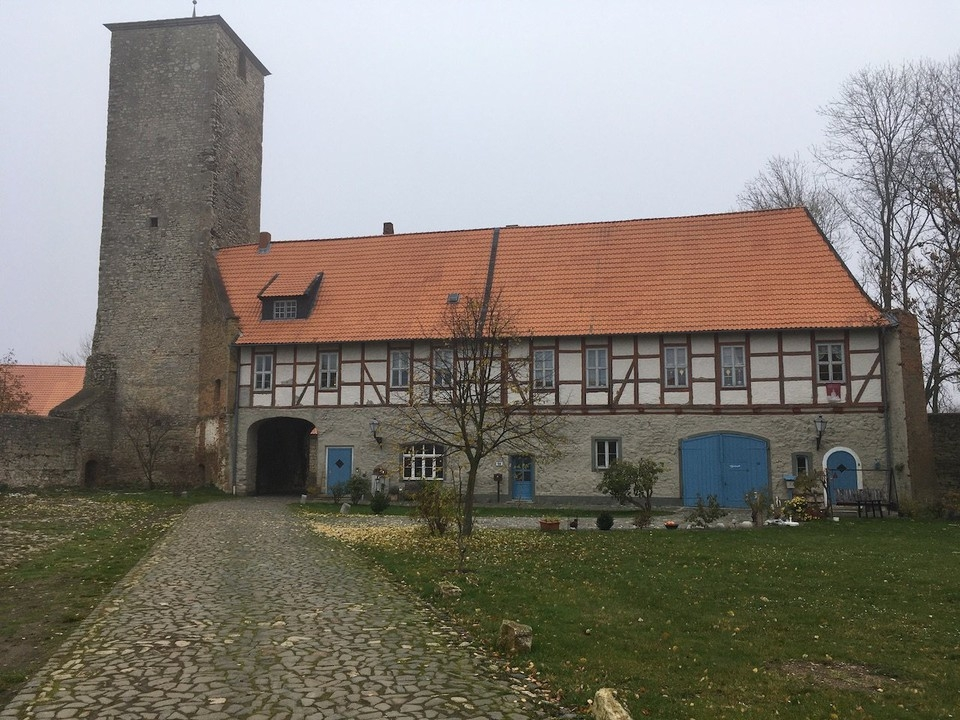 Burg Zilly